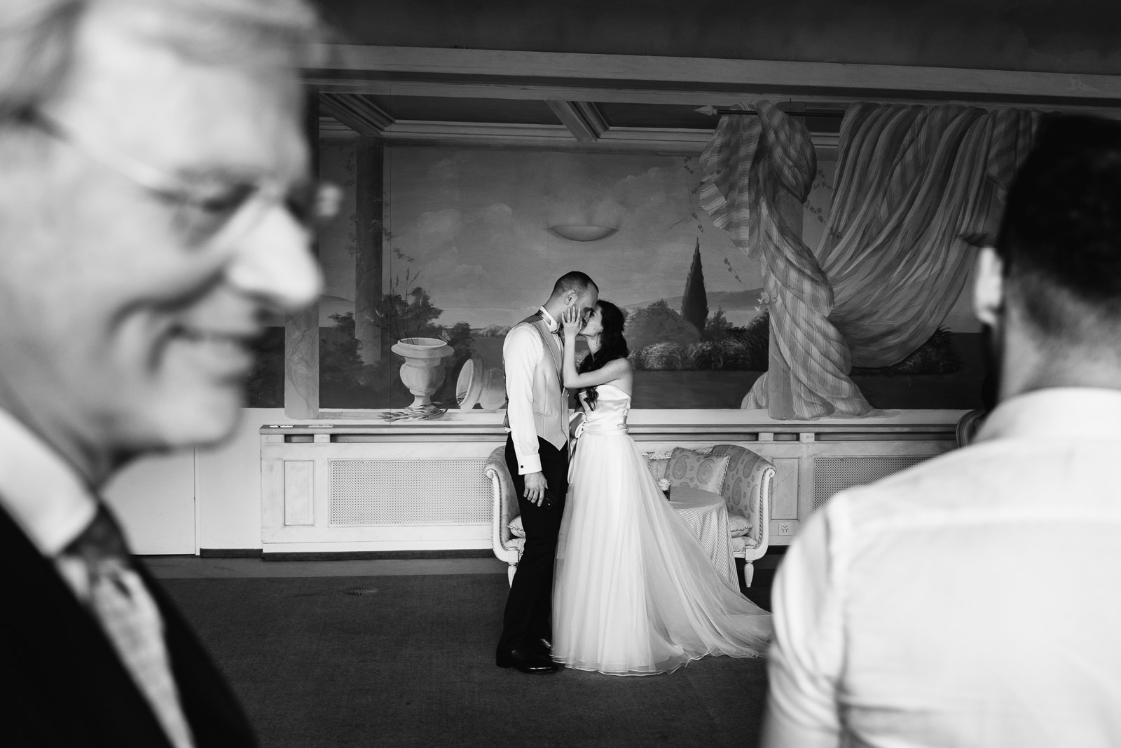 Fotografo di Matrimonio a Arcore: Fotografo professionista specializzato in reportage di matrimonio e ritratti | Max Allegritti