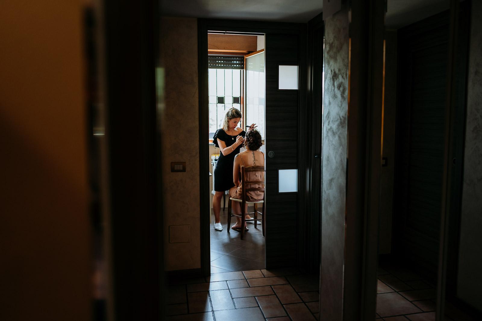 Fotografo di Matrimonio a Brugherio in Brianza. Location: Corte Rustica Borromeo a Oreno. Roberta e Manuel, sposi. Max Allegritti, Fotografo Professionista di matrimonio a Milano e Monza Brianza